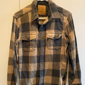 American Eagle Flannel Shirt